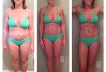 Isagenix Nutritional Cleanse Before & Afters / by Lynn Hagedorn