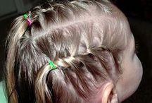 Girls hair / by Ashley Hawk-Davis