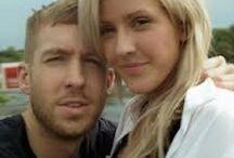 Calvin Harris E Ellie Goulding!❤