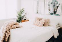 Chambres Minimalistes / Quelques idées pour apporter du minimalisme dans nos nuits