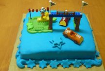 Moje začátky s pečením dortů