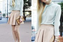Outfits / by Daniela Rappaccioli