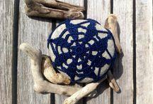 Crochet Stones / Meditation Stones