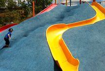 Landscape: playgrounds