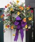Silk Floral Wreaths & Arrangements