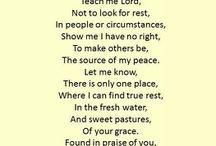 Prayers for anxiousness