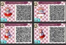 Animal Crossing New Leaf QR Codes!