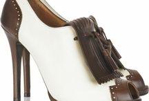 Ralph Lauren bag and shoes