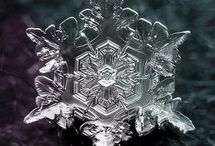 Snowflakes and Ice
