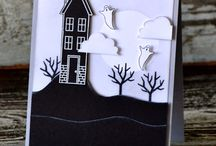 holiday home cards