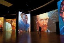 Vincent van Gogh Alive, Athens - the experience
