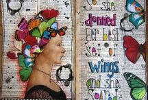 Art Journaling  / by Jessica Littrell