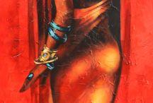 Victoria Stoyanova - paintings