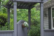 Garden Arbour ideas