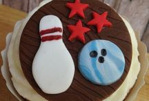 Cupcake Toppers  / A variety of fun, fondant cupcake toppers to make your cupcakes look extra special.