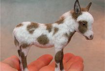 Dollhouse-Miniature-Animals