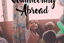Volunteering Abroad 2020