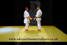 Shotokan Karate - Kumite / The basic kumite practice used by Shotokan karate - preferable JKS style