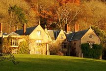 Country House Hotels / Escape to countryside havens.