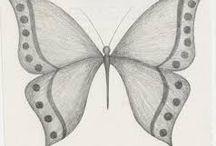 dibuja y origami♡
