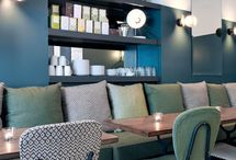 café interiør
