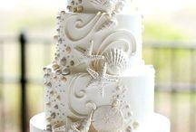 Ocean theme wedding