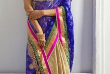 Traditional Sarees / Traditional Sarees / by www.indiabazaaronline.com