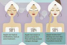 Skin care / Good skin