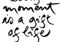 Moments / Quotes