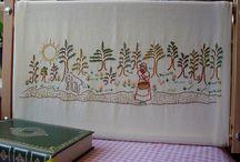 Embroidery Ideas / by Nedra Sorensen