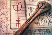 ⭐ magical ⭐ / witch craft, Wicca, pogan rituals