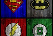 Superheros ♥