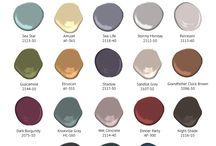 Benjamin Moore Color Trends 2017