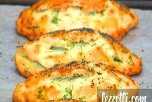 Yemek peynirli pohca