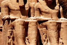 RZEŹBA / EGIPT