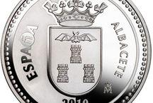 Monedas Capitales de Provincia