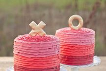 Cakes / by Sara Brown