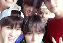 NCT Strony  NCT U • NCT 127 • NCT Dream