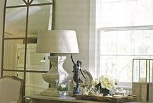console tables / by Melissa Gibson