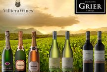 Domaine Grier / The Grier family also owns a vineyard South of France called Domaine Grier.