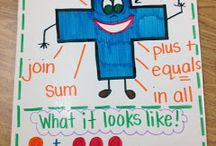 MATH: Addition & Subtraction / by Carla Miller