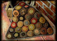 penny rug ideas