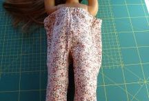 doll clothes  to make