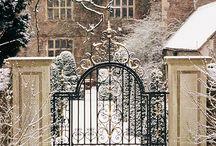 Gates and Gateposts