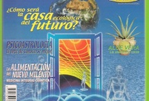 Revistas de ecología y naturaleza - nº1 s.XX