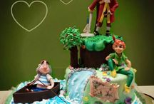 Torta Peter Pan / Idee Torta Peter Pan