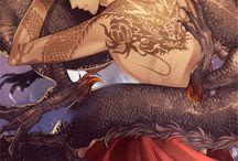 Dragones :3