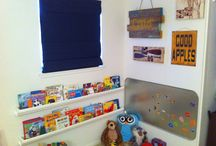 Owen room ideas / by Haley Sampson Hill