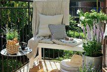Balcons & Jardins