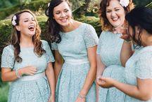 Koszorúslány ruhák | Bridesmaid dresses